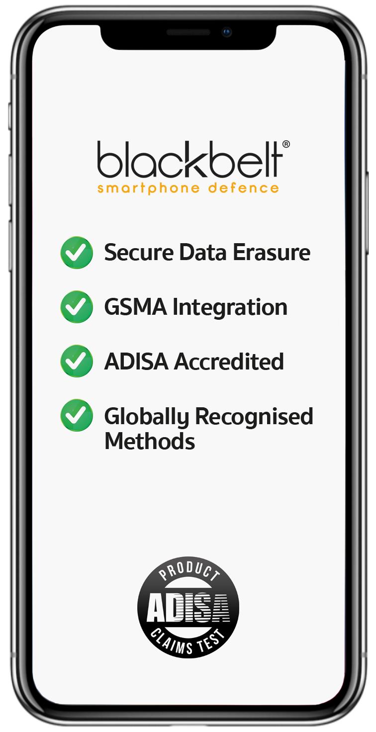 Blackbelt Data Wipe - Blackbelt Defence
